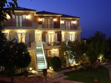Maistros Apartments - Tsoukalades - Lefkada
