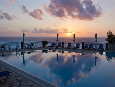 Sirios Hotel - Kathisma - Lefkada