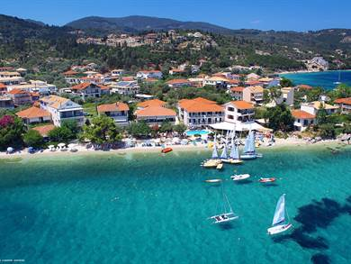Eleana Hotel, Lefkada
