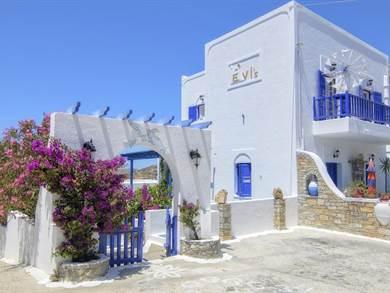 Evi's Studios - Aegiali - Amorgos