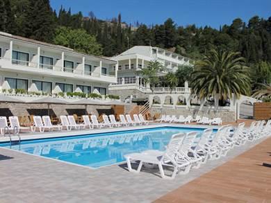 Benitses Bay View Hotel (Montaniola)