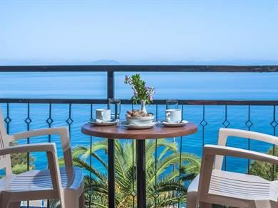 Belvedere Hotel, Corfu