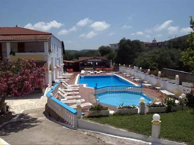 Leftis Romantica Apartments