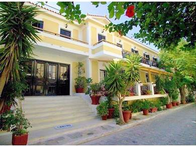 Labito Hotel - Pythagorio - Samos