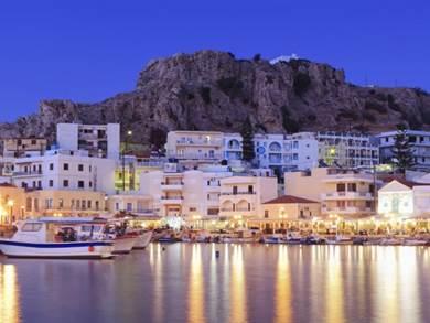 Oceanis Hotel - Pigadia - Karpathos