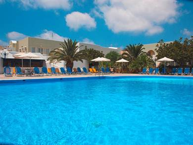 Albatros Hotel - Amopi - Karpathos