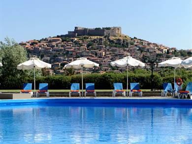 Delfinia Hotel Bungalows - Mythimna - Lesbos