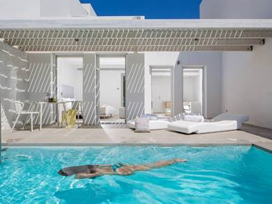 Patmos Aktis Suites and Spa