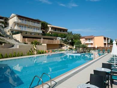 Marina Apartments, Corfu