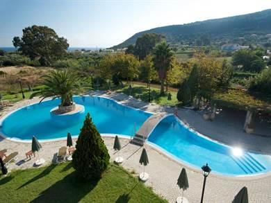 Alkionis Hotel, Corfu
