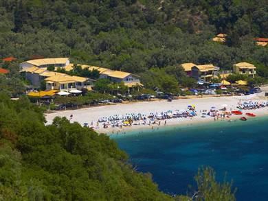 Rouda Bay Hotel - Mikros Gialos - Lefkada