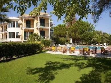Adani Hotel - Agios Nikitas - Lefkada