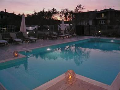 Avra Hotel Lefkada - Lygia - Lefkada