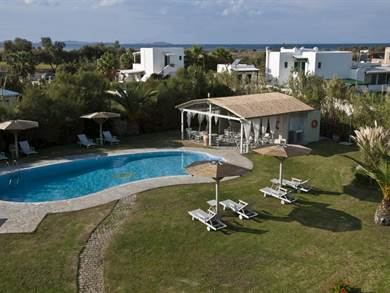 Ammos Naxos Exclusive Apartments - Naxos Town - Naxos