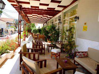 Oasis Hotel Corfu, Kassiopi