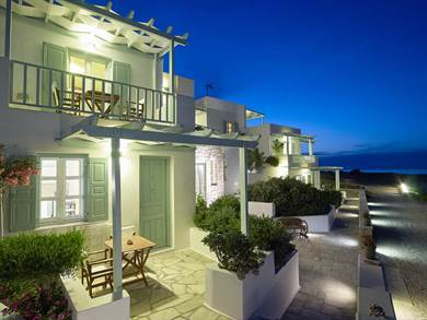 Asterias Boutique Hotel - Pachania - Milos