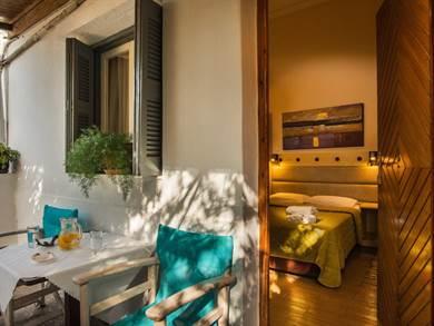 Semiramis Hotel Milos