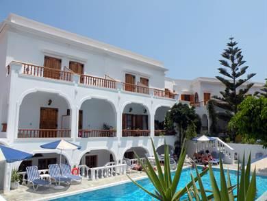 Armonia Hotel, Santorini