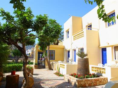 Blue Sky Apartments Malia