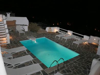 Apricot & Sea Luxury Villa - Mikri Vigla - Naxos