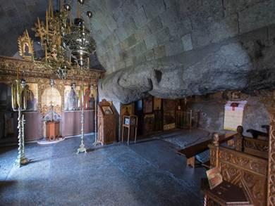 PATMOS: La Grotta Sacra dell''Apocalisse