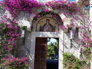 PATMOS: Monastero dell'Annunciazione
