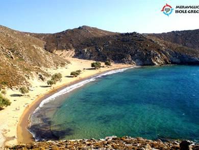 PATMOS: Spiaggia di Psili Ammos