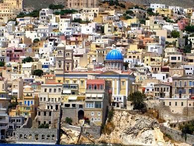 SYROS: Ermoupoli