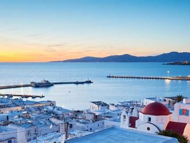 ciao a tutti, sono stato a Mykonos 4 giorni.