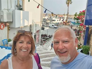 abbiamo ricevuto un assistenza perfetta con indicazioni sui luoghi di interesse culturale spiagge e ristoranti consigliati