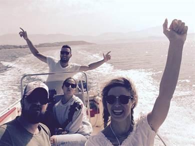 Di ritorno da 4 giorni di Cefalonia! Una piacevole scoperta, un'isola unica, dal colore celeste e dalle spiagge più varie tra cui la più famosa Myrtos