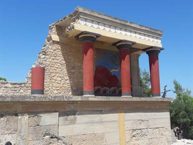 Rientrati da poco da una settimana nella bella Creta, che dire