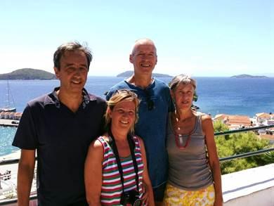 Appena rientrata da skyathos e Skopelos . Due isole splendide è molto diverse tra loro
