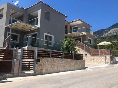 Residence Dreams Houses - Lourdata - Cefalonia