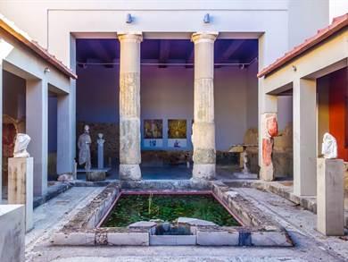 KOS: La Casa Romana