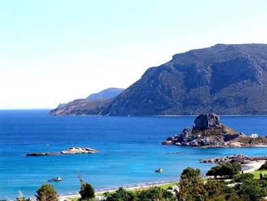 Isola di Kos Agios Santo Stefano