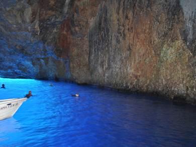 Grotta Blu