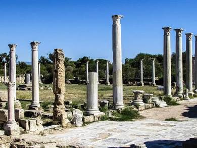 Rovine di Famagosta