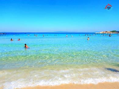 CALCIDICA SITHONIA EST: Karidi Beach