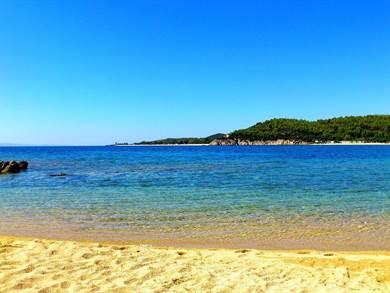 CALCIDICA SITHONIA EST: Toroni Beach