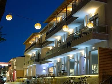 Grand Theoni Hotel - Vasiliki - Lefkada