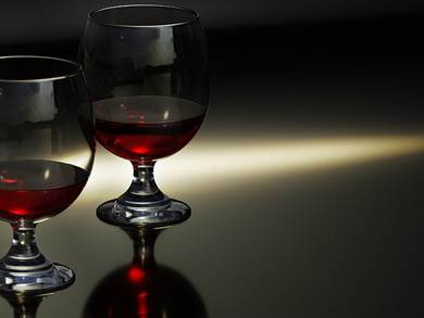 SANTORINI: La strada del vino