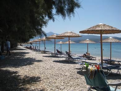 Zefyros Beach Hotel - Mykali - Samos