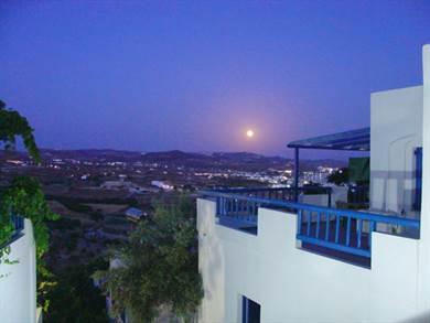 Agnanti Hotel, Milos