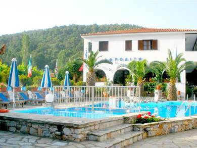 Afrodite Hotel - Panormos - Skopelos