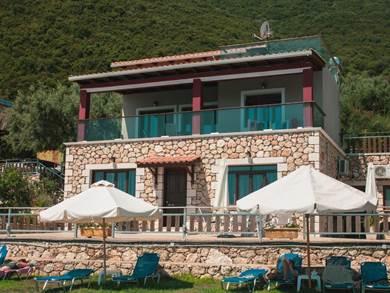 Ionian Fos Apartments - Nikiana - Lefkada