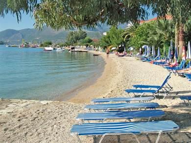 Eva Beach Hotel - Nydri - Lefkada