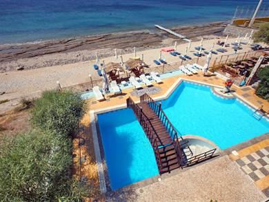 Pebble Beach Hotel - Plomari - Lesbos