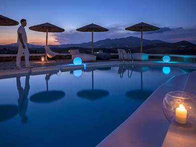 Terra Maltese Natural Retreat - Ftelia - Mykonos