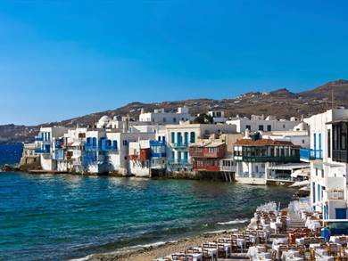 Fournakia Pension - Mykonos Town - Mykons